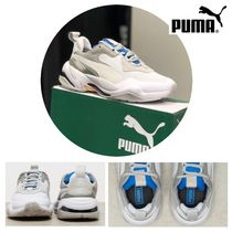 PUMA THUNDER SPECTR Unisex Leather Sneakers