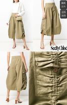 See by Chloe Casual Style Cotton Medium Cropped & Capris Pants