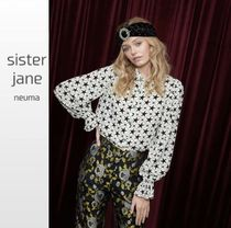 Sister Jane Star Long Sleeves Elegant Style Shirts & Blouses