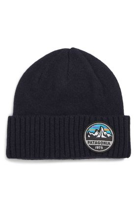 Patagonia Knit Hats Unisex Street Style Knit Hats 2