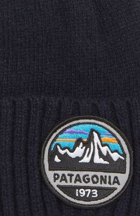 Patagonia Knit Hats Unisex Street Style Knit Hats 3