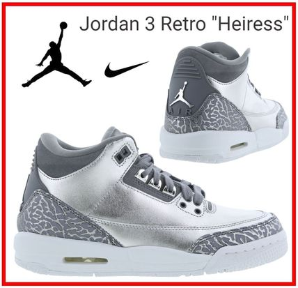 huge discount 14a8f 3aa14 Low-Top Sneakers  AIR JORDAN 3