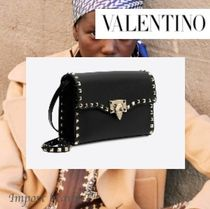 VALENTINO Monogram Shoulder Bags