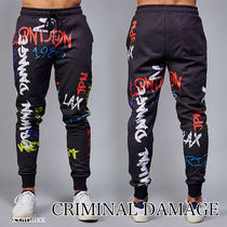 CRIMINAL DAMAGE Joggers & Sweatpants