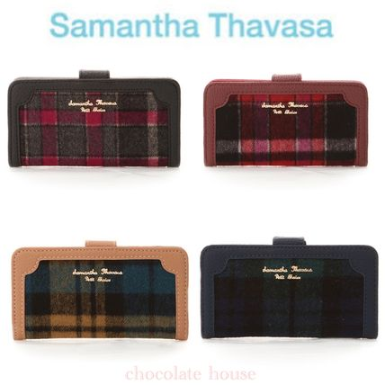 Tartan Smart Phone Cases