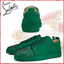 Christian Louboutin With Jewels Sneakers