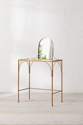 Urban Outfitters Gold Furniture HOME