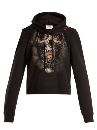 VETEMENTS Hoodies Street Style Long Sleeves Cotton Hoodies 2