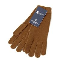 Johnstons Unisex Cashmere Plain Gloves Gloves