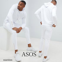 ASOS Blended Fabrics Street Style Top-bottom sets