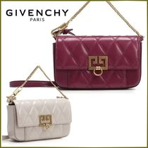 GIVENCHY Street Style 3WAY Chain Elegant Style Handbags