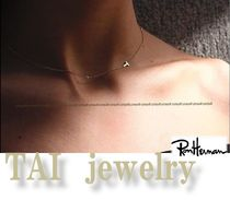 Tai Initial Party Style Necklaces & Pendants