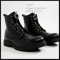 ASOS Leather Boots