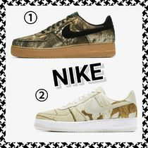 Nike Camouflage Plain Sneakers