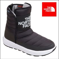 THE NORTH FACE Mountain Boots Unisex Street Style Bi-color Outdoor Boots