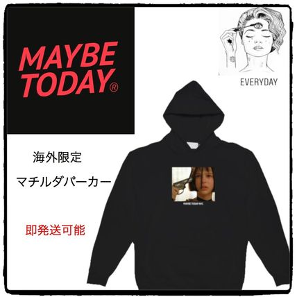 MAYBE TODAY NYC Hoodies