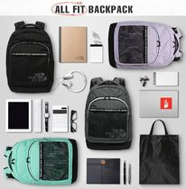 THE NORTH FACE Unisex Street Style A4 Backpacks