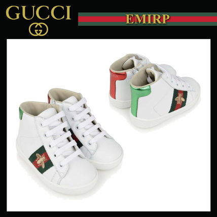 6e4b248c38ce GUCCI Ace 2019 SS GUCCI Baby Girl Shoes by emirp - BUYMA