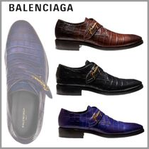 BALENCIAGA Loafers Leather Loafers & Slip-ons