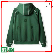 Pop Trading Company Pullovers Unisex Sweat Street Style Long Sleeves Hoodies
