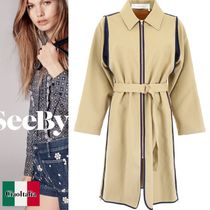 See by Chloe Trench Coats
