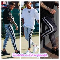 SINNERS ATTIRE Stripes Other Check Patterns Street Style