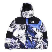 Supreme Unisex Street Style Collaboration Down Jackets