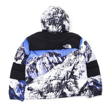 Supreme Unisex Street Style Collaboration Nylon Jacket  Down Jackets