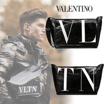 VALENTINO Unisex Studded 1-3 Days Luggage & Travel Bags