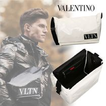 VALENTINO Unisex Studded Luggage & Travel Bags