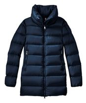 MONCLER TORCYN Street Style Plain Long Down Jackets