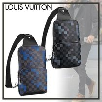 c8096f5882de Louis Vuitton DAMIER GRAPHITE Louis Vuitton Messenger   Shoulder Bags