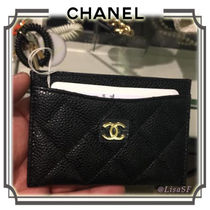 CHANEL TIMELESS CLASSICS CHANEL Card Holders