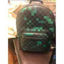 Louis Vuitton DAMIER GRAPHITE Louis Vuitton Backpacks