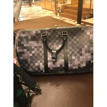 Louis Vuitton DAMIER GRAPHITE Louis Vuitton Boston Bags