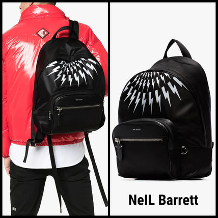 NeIL Barrett Backpacks