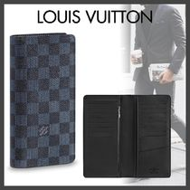 Louis Vuitton DAMIER COBALT Louis Vuitton Long Wallets