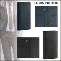 Louis Vuitton BRAZZA Louis Vuitton Long Wallets