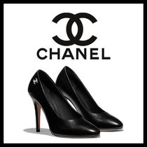 CHANEL CHANEL Pointed Toe