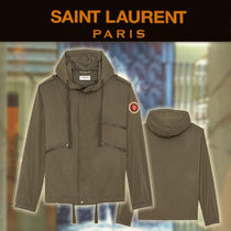Saint Laurent Saint Laurent Parkas