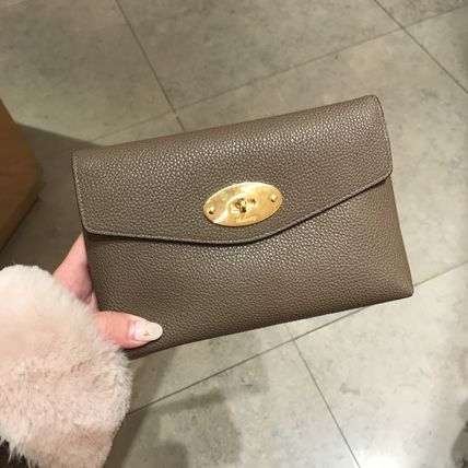 Mulberry Pouches & Cosmetic Bags