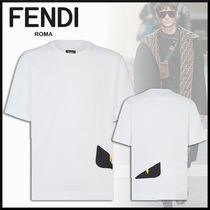 FENDI BAG BUGS FENDI Crew Neck