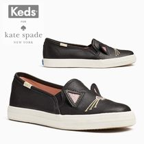 kate spade new york Unisex Collaboration Kids Girl Sneakers