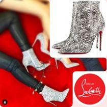 Christian Louboutin Pin Heels Ankle & Booties Boots