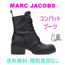 MARC JACOBS Rubber Sole Casual Style Ankle & Booties Boots