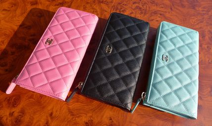 CHANEL MATELASSE CHANEL Long Wallets