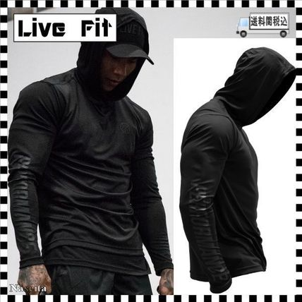 Live Fit Hoodies