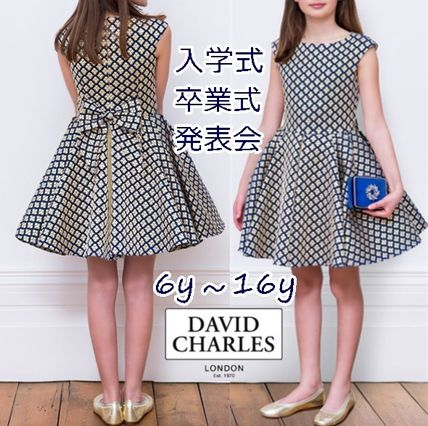 DAVID CHARLES LONDON Kids Girl Dresses