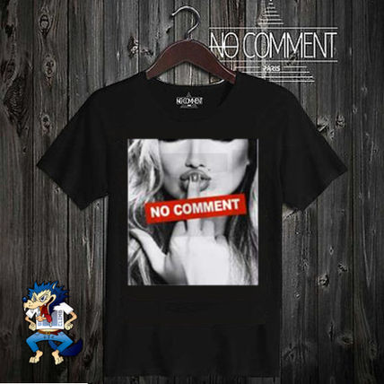 NO COMMENT PARIS Crew Neck NO COMMENT PARIS Crew Neck 3