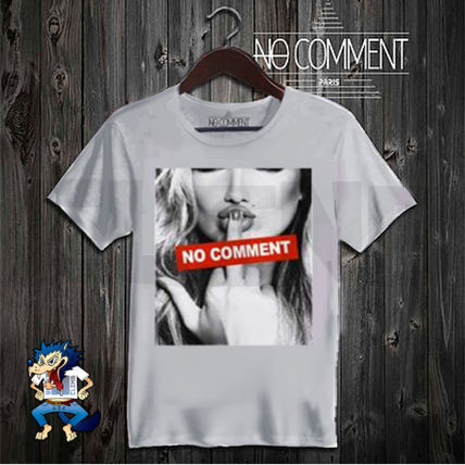 NO COMMENT PARIS Crew Neck NO COMMENT PARIS Crew Neck 4